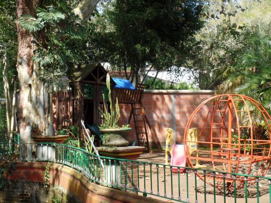 Foto De Casa De Campo Coatepec Area De Juegos Para Los Ninos