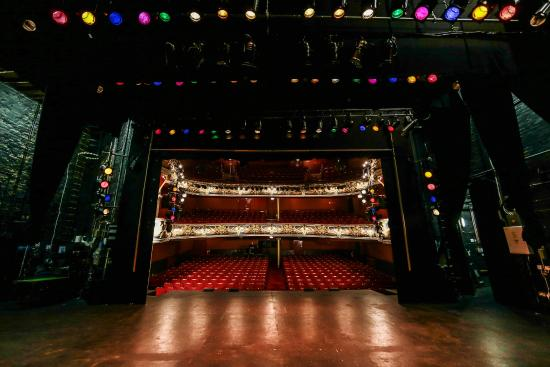 Crewe Lyceum Theatre: View from the stage