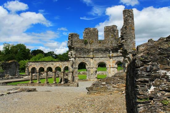 Drogheda, Irlanda: Mellifont Abbey