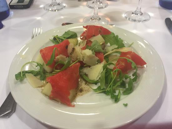 Medes II: jolie salade