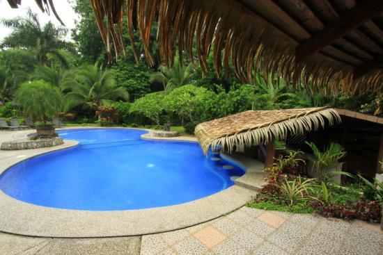 Suizo Loco Lodge Hotel & Resort: Piscine ,Bar dans l'eau