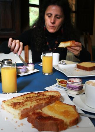 Alles, Spanien: Desayuno