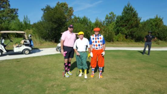 Bay Creek Golf Club : 3 Amigos