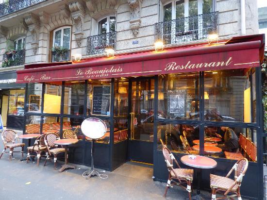Cafe Brasserie Le Suffren Paris