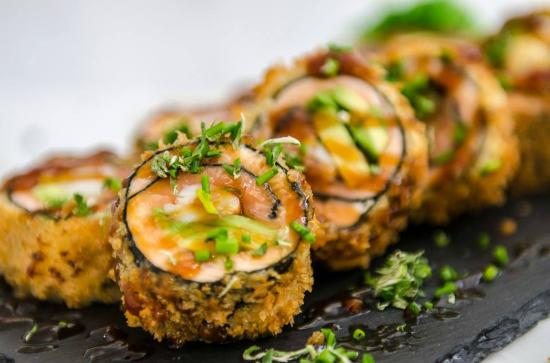 Sushi ritual