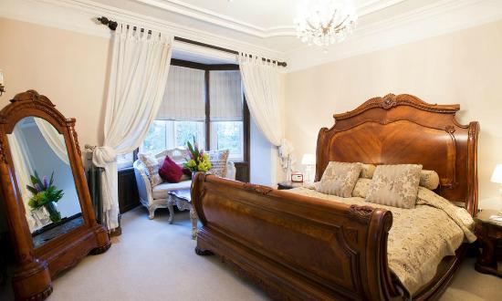 Berwick Lodge: Phrygia Room
