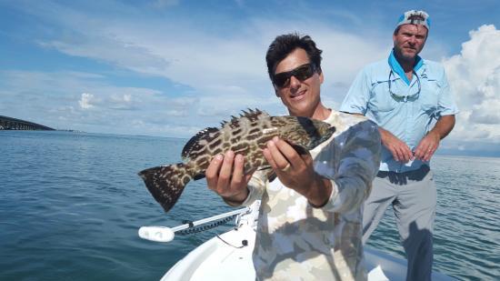 True Island Adventures: Grouper