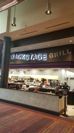 Stir Cove Backstage Grill