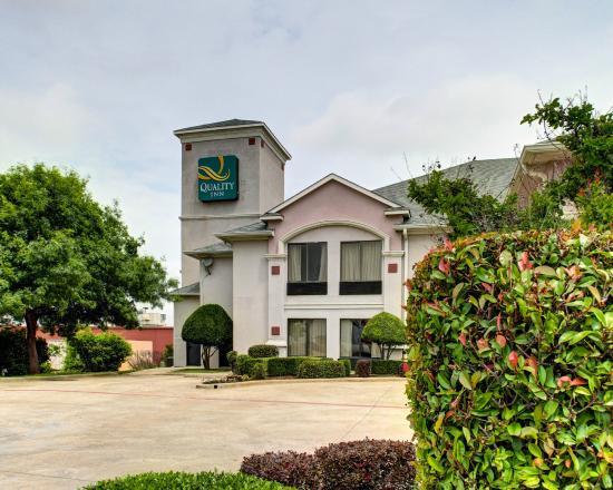 Quality Inn Hillsboro Texas - Picture of Quality Inn ...