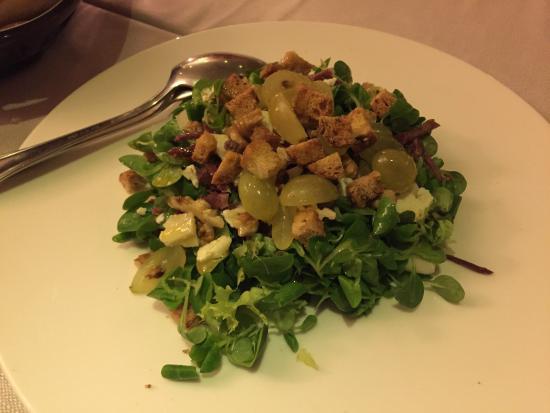 Trattoria Ramo Verde : Antipasto - insalatina