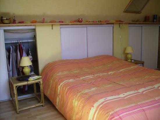 Indre-et-Loire, Francia: chambre de gite