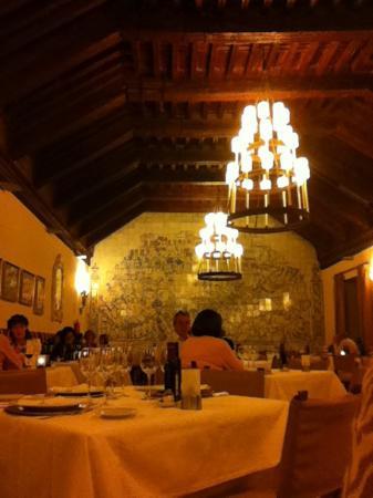 Restaurante Convento de San Pablo: Sofisticado