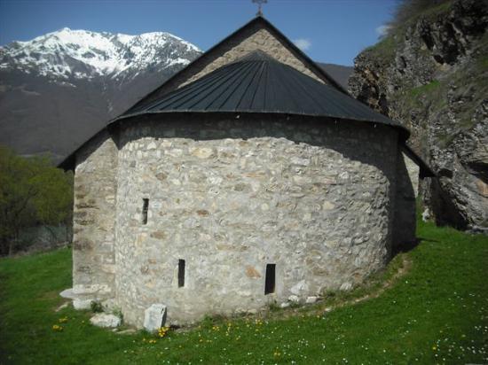 Plav, Montenegro: Manastir Svete Trojice, Brezojevice