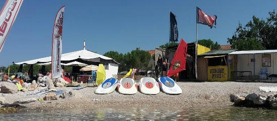 Sveti Filip i Jakov, Croatia: The Surf PIT