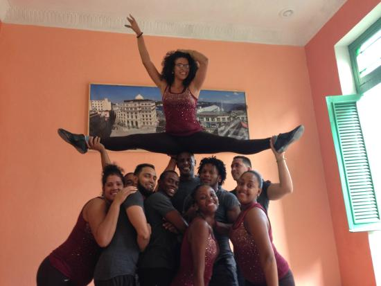 Salsabor a Cuba Dance School