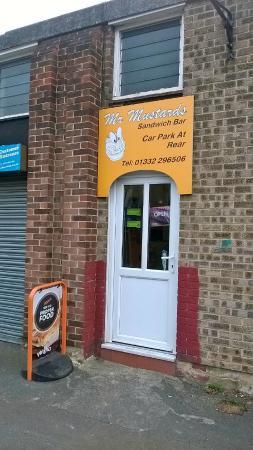 Mr Mustards Sandwich Bar