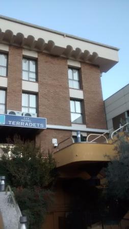 Hotel Terradets: hotel