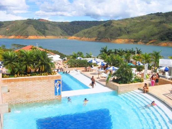 Calima Lake : Lago Calima Darién Valle de Cauca