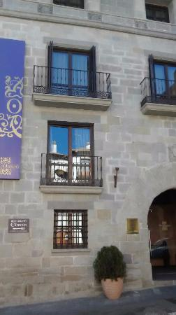Hotel Palacio del Obispo: fachada