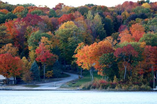 Penetanguishene, Canadá: Fall Colours
