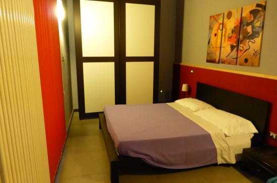 B&B Paisiello: Schlafzimmer