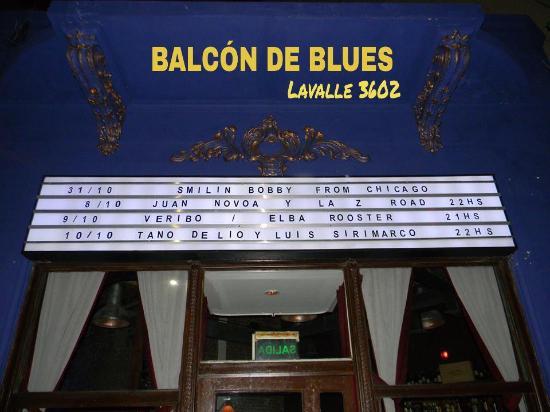 Balcon de Blues