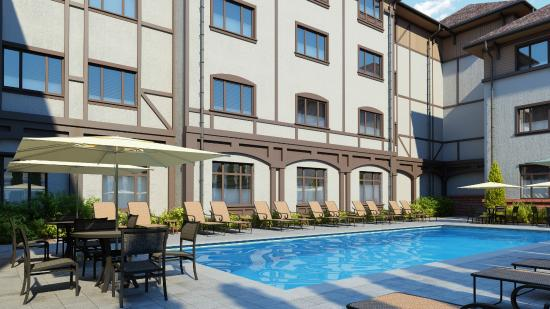 Take A Refreshing Dip In The Pool Picture Of Village Hotel On Biltmore Estate Asheville