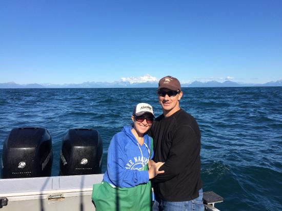 Fishing with big bear halibut charters bild von o 39 fish for Homer alaska halibut fishing charters