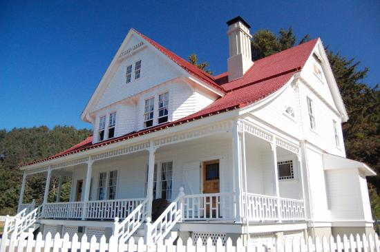 Heceta Head Lighthouse Bed and Breakfast: B&B