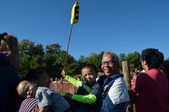 Freddy Hill Farms and Family Fun Center: Won a T SHIRT!