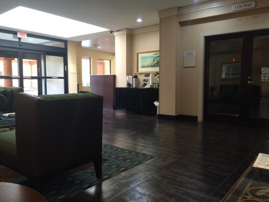 Clarion Inn : Love the remodeling, been coming here for years and I'm excited to see all the gradual improveme