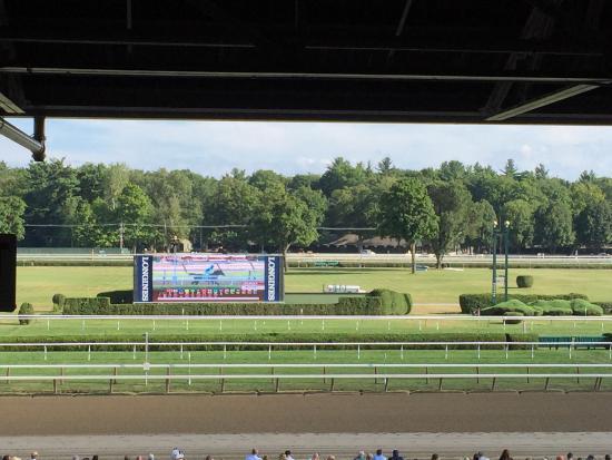 Saratoga Race Track Picture Of Saratoga Race Course Saratoga