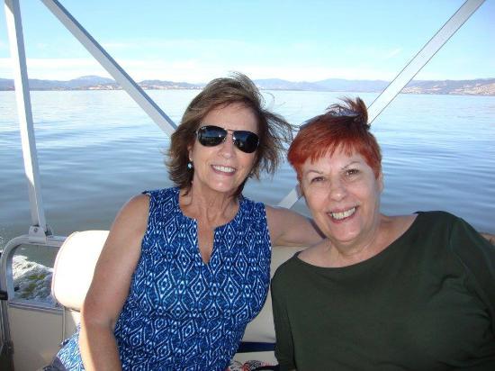 Lakeport, Californien: Wonderful Boat Ride