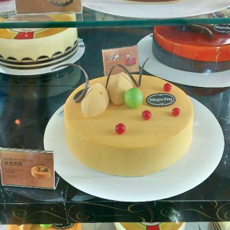 Magnificent Beautiful Cake Picture Of Haagen Dazs Shop Hong Kong Tripadvisor Personalised Birthday Cards Akebfashionlily Jamesorg