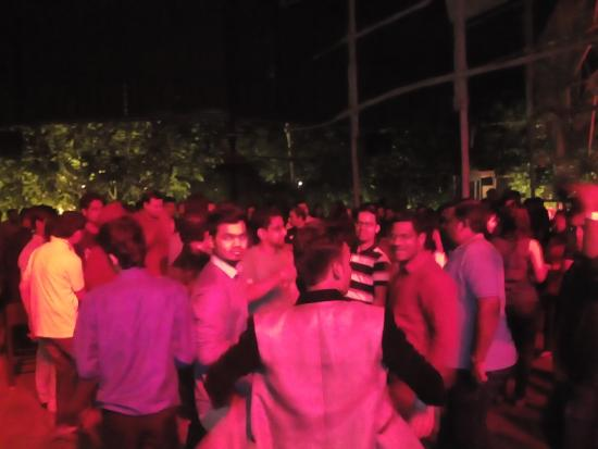 Dance Floor Picture Of 1 Lounge And Restaurant Pune
