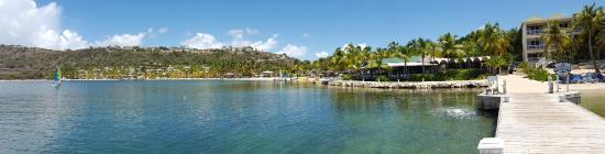 Mamora Bay, Antigua: Amazing All Inclusive Resort