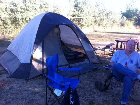 Fountain of Youth RV Park: Our camp site
