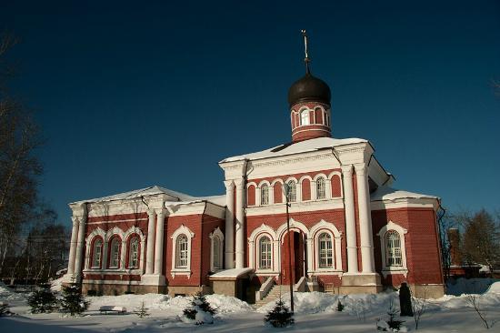 Church of Moscow Metropolitan Alexis