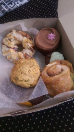 Erin McKenna's Bakery : Our little babycakes!