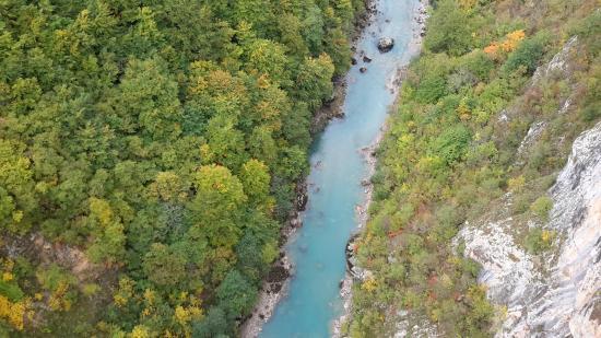 Tara river - モイコヴァツ、ホ...