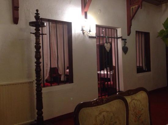 Hotel Krone: breakfast rooms