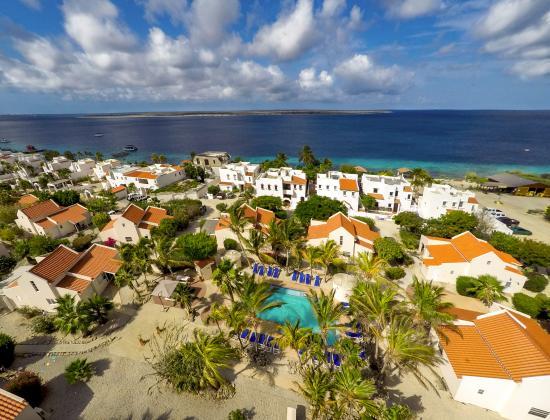Hamlet Oasis Resort: so close to the ocean