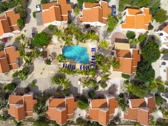 Hamlet Oasis Resort : A part of Hamlet from the sky