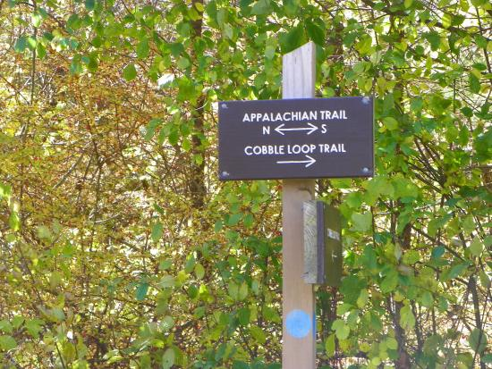 Tyringham, MA: Part of the Appalachian Trail