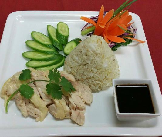 Suwannee Thai Cuisine: Thai Chicken Rice