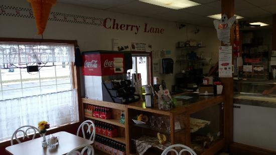 Cherry Lane Ice Cream Shoppe