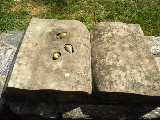 Wayne, Pensilvania: ruins art