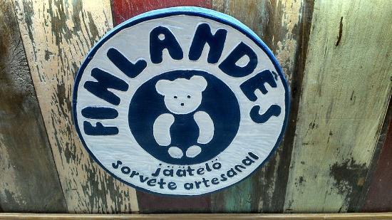 Sorvete Finlandes: Sorvete FInlandês - Melhor do que sonhar é realizar...