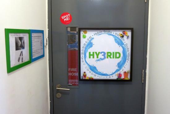 Hybrid Scuba - Day Tours