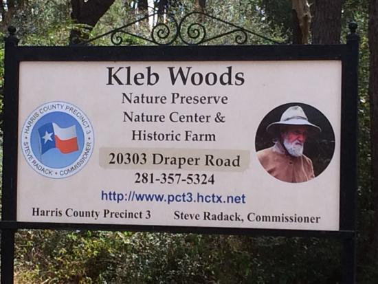 Kleb Woods Nature Preserve